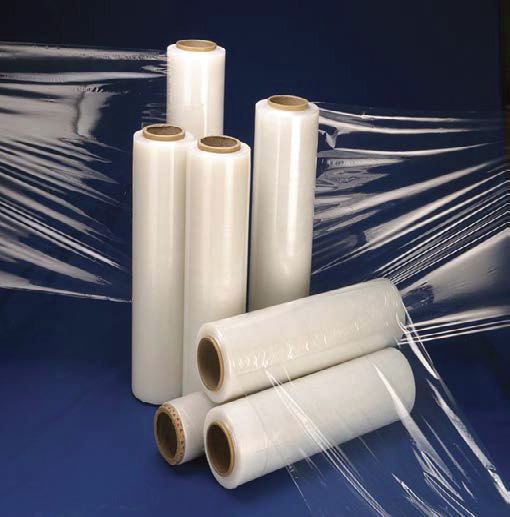 Stretch film 70 to 80 gauge