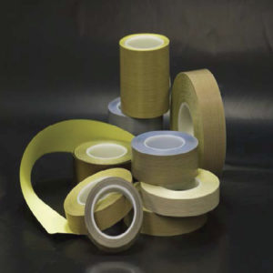 PTFE fiberglass coated tape 3 mil